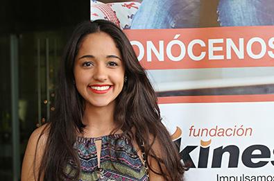 Desiree Morales, Fundación Kinesis